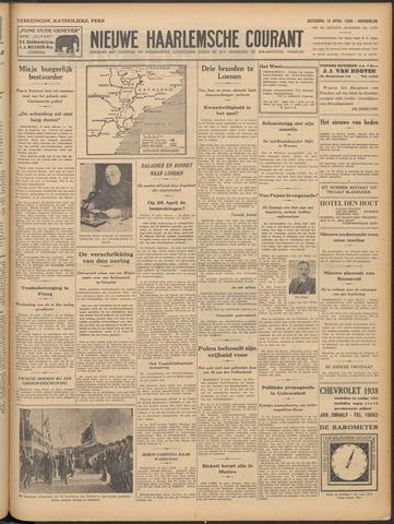 Nieuwe Haarlemsche Courant 1938-04-16