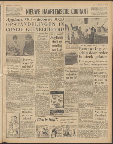 Nieuwe Haarlemsche Courant 1965-01-11