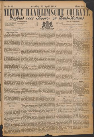 Nieuwe Haarlemsche Courant 1899-04-10
