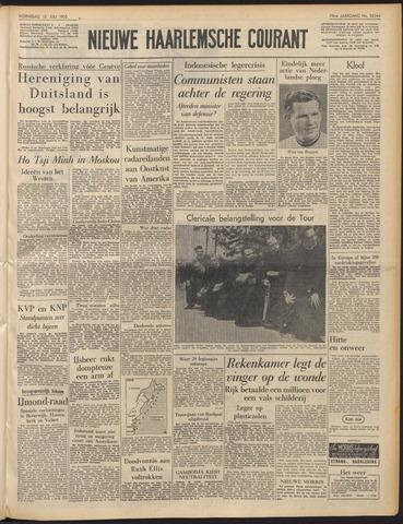 Nieuwe Haarlemsche Courant 1955-07-13