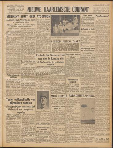 Nieuwe Haarlemsche Courant 1948-10-02