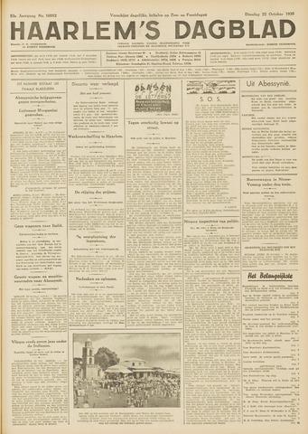 Haarlem's Dagblad 1935-10-22