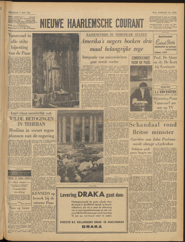 Nieuwe Haarlemsche Courant 1963-06-06