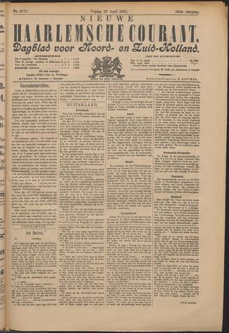 Nieuwe Haarlemsche Courant 1901-04-26
