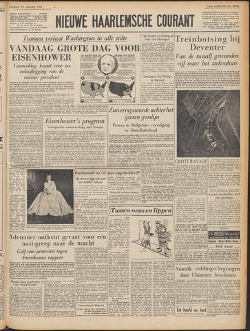 Nieuwe Haarlemsche Courant 1953-01-20