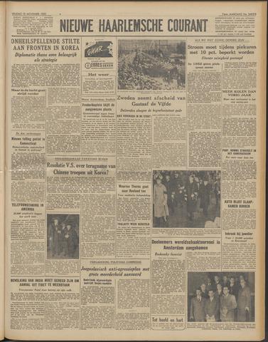 Nieuwe Haarlemsche Courant 1950-11-10