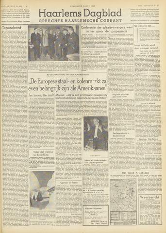 Haarlem's Dagblad 1951-03-20