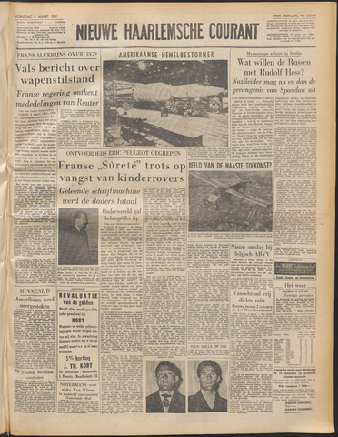 Nieuwe Haarlemsche Courant 1961-03-08