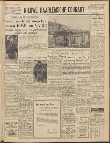 Nieuwe Haarlemsche Courant 1959-03-14