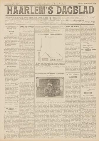 Haarlem's Dagblad 1926-09-27