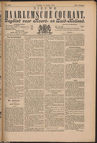 Nieuwe Haarlemsche Courant 1901-10-18