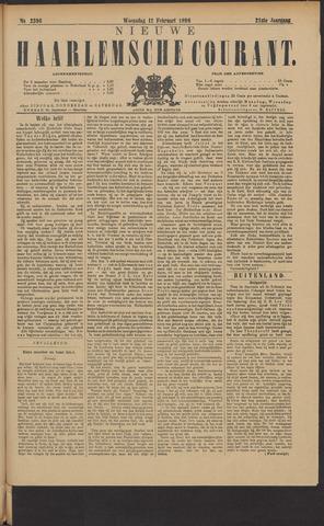 Nieuwe Haarlemsche Courant 1896-02-12