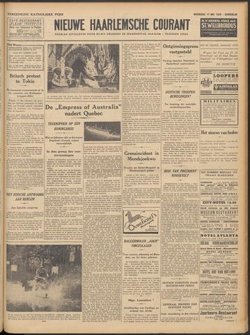 Nieuwe Haarlemsche Courant 1939-05-17
