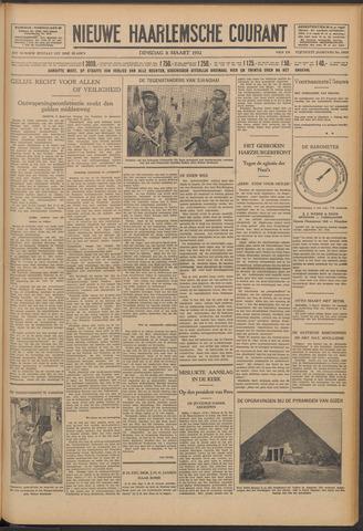 Nieuwe Haarlemsche Courant 1932-03-08