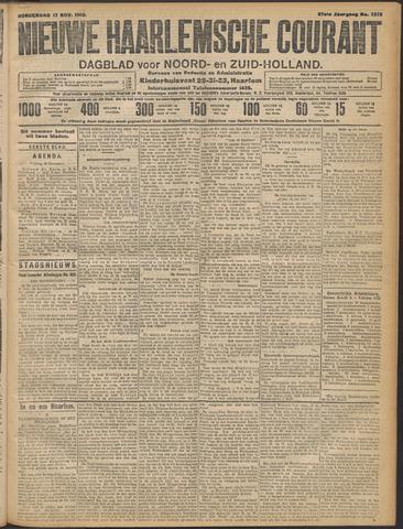Nieuwe Haarlemsche Courant 1910-11-17