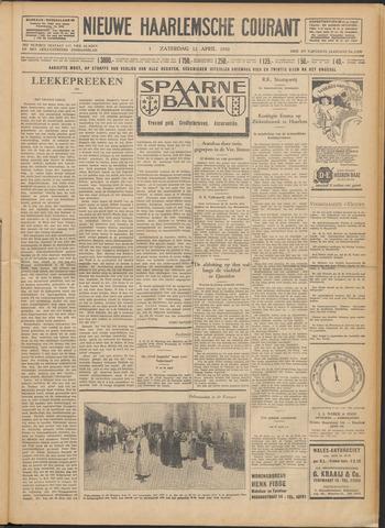 Nieuwe Haarlemsche Courant 1930-04-12