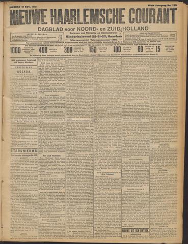 Nieuwe Haarlemsche Courant 1910-11-15