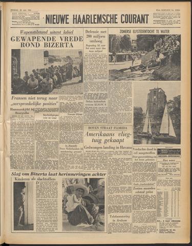 Nieuwe Haarlemsche Courant 1961-07-25