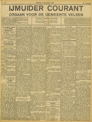 IJmuider Courant 1921-09-03