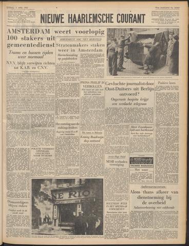Nieuwe Haarlemsche Courant 1955-04-05