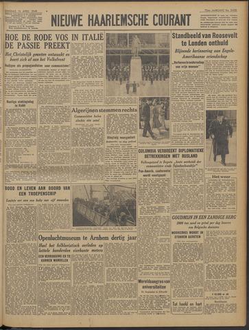 Nieuwe Haarlemsche Courant 1948-04-13