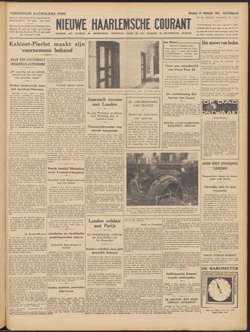 Nieuwe Haarlemsche Courant 1939-02-24