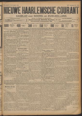 Nieuwe Haarlemsche Courant 1908-10-12