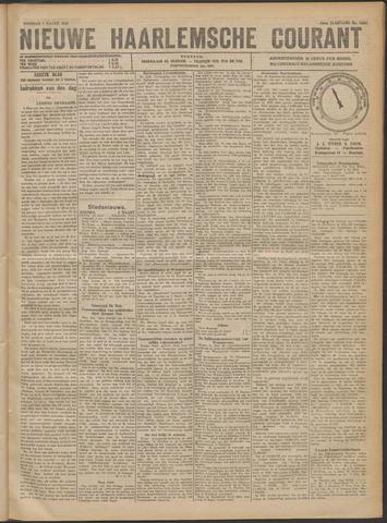 Nieuwe Haarlemsche Courant 1922-03-07