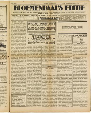 Bloemendaal's Editie 1926-02-13