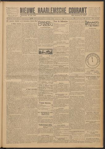Nieuwe Haarlemsche Courant 1925-07-30