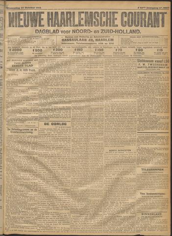 Nieuwe Haarlemsche Courant 1915-10-27