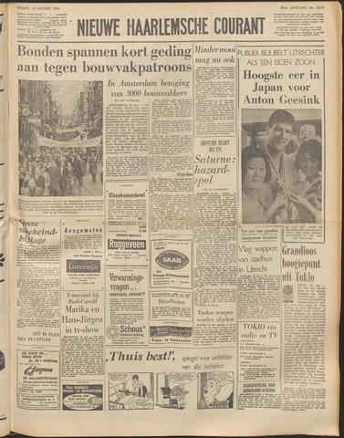 Nieuwe Haarlemsche Courant 1964-10-23