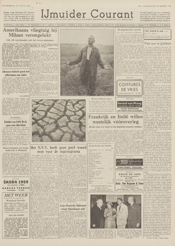 IJmuider Courant 1959-06-27