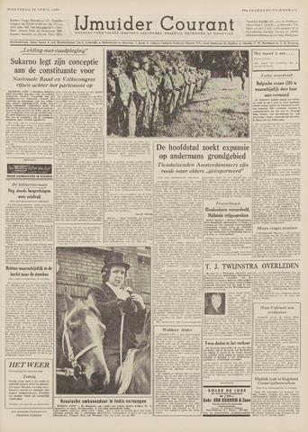IJmuider Courant 1959-04-22