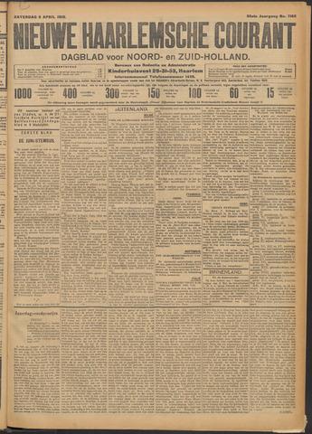 Nieuwe Haarlemsche Courant 1910-04-09