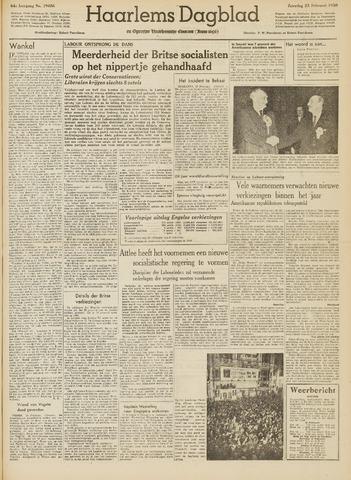 Haarlem's Dagblad 1950-02-25