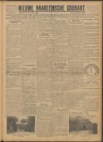 Nieuwe Haarlemsche Courant 1927-07-27