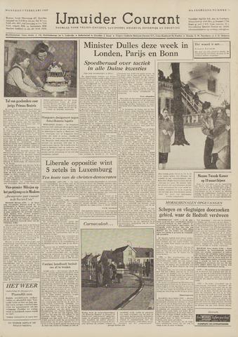 IJmuider Courant 1959-02-02