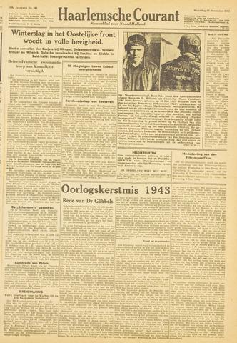 Haarlemsche Courant 1943-12-27
