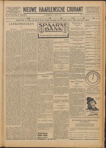 Nieuwe Haarlemsche Courant 1931-07-11