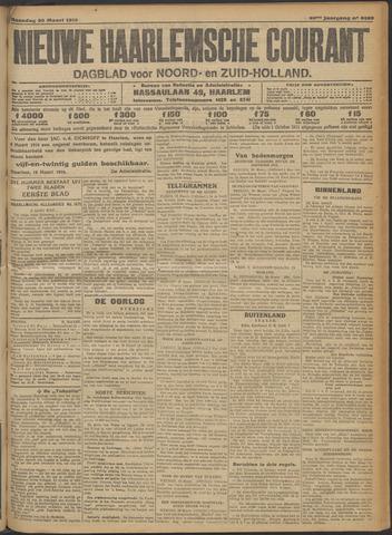 Nieuwe Haarlemsche Courant 1916-03-20