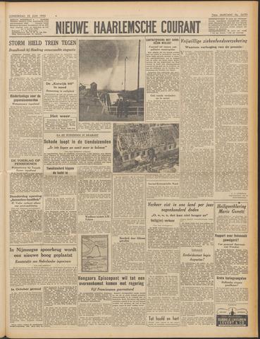 Nieuwe Haarlemsche Courant 1950-06-22