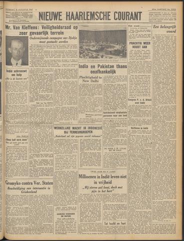 Nieuwe Haarlemsche Courant 1947-08-16