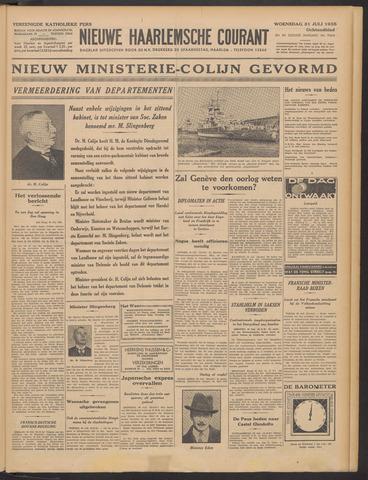 Nieuwe Haarlemsche Courant 1935-07-31
