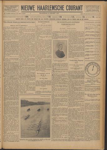 Nieuwe Haarlemsche Courant 1931-03-23