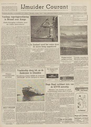 IJmuider Courant 1959-01-13