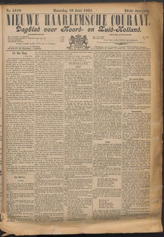 Nieuwe Haarlemsche Courant 1901-06-10