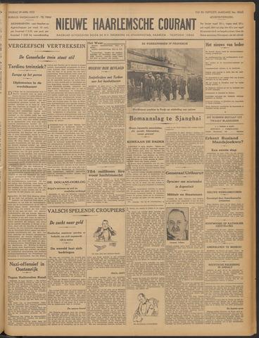 Nieuwe Haarlemsche Courant 1932-04-29