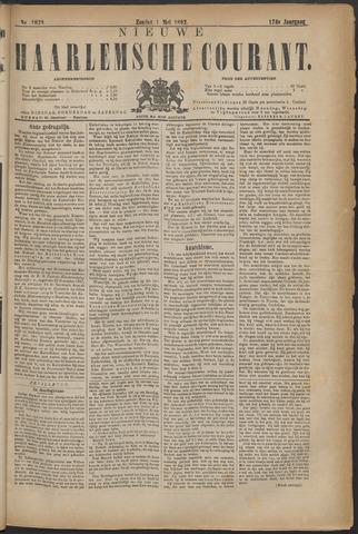 Nieuwe Haarlemsche Courant 1892-05-01