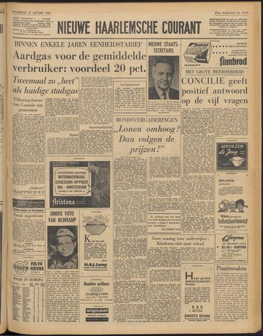 Nieuwe Haarlemsche Courant 1963-10-31